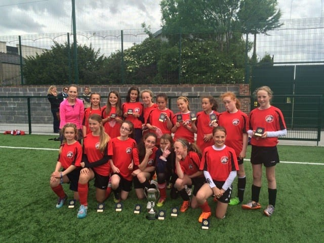 Astonishing final win clinches double