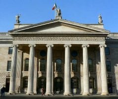 Picture of the front of the GPO