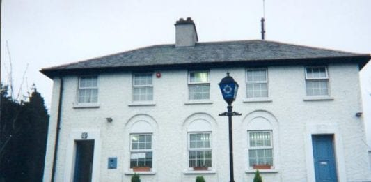 Rathcoole garda station, reports of increase in crime
