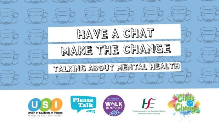Chat For Change Graphic from USI's Twitter