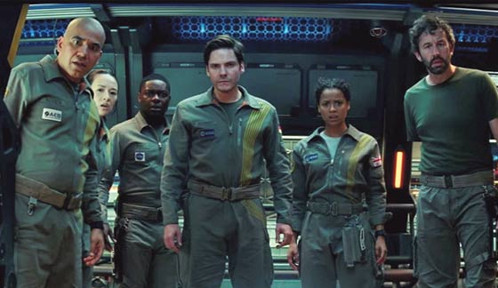 Still from Cloverfield Paradox