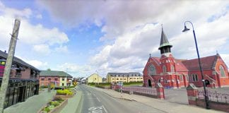The heart of Donabate village. Picture: Google Maps