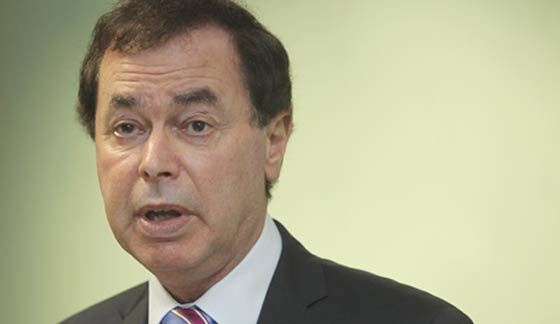 """Former Minister for Justice Alan Shatter believes that candidates are using Stepaside garda station for """"self-serving fake political campaigns"""""""