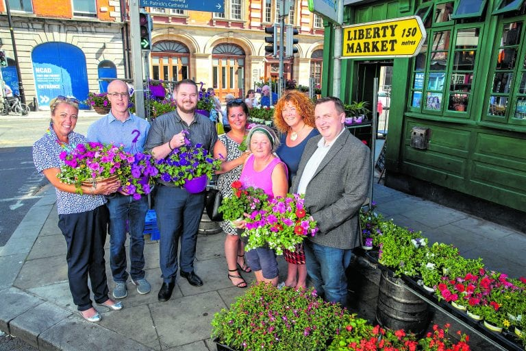 Excitement in The Liberties as local festival kicks off today