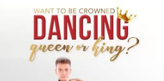 Dancing Queen and King poster