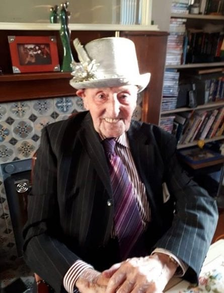Tributes pour in for Bill Lyster, 'a real Shankill legend'
