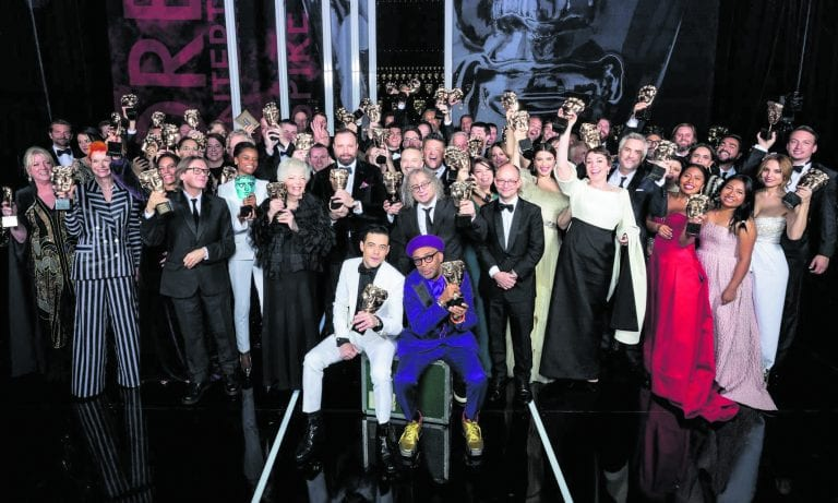 Few surprises at the steady, if dull, Baftas, says our critic