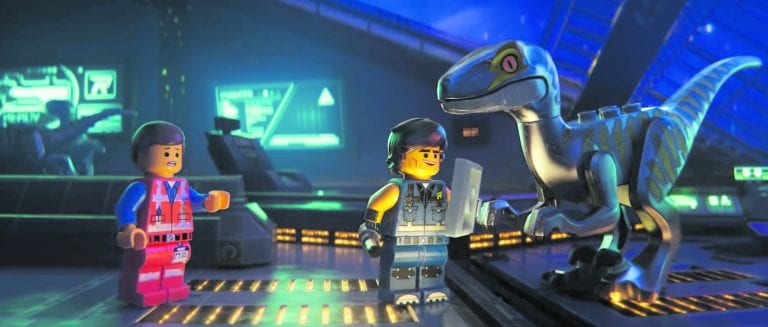 Everything isn't awesome in new Lego Movie, but it's still great