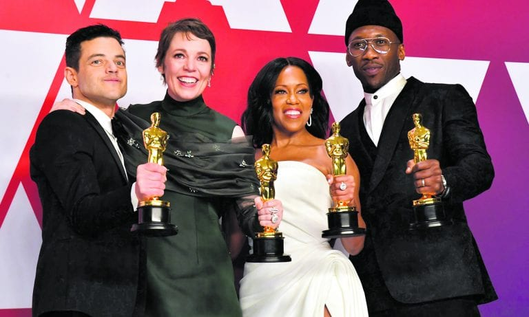 Surprise wins for some at Oscars as this year saw odd choices take gold