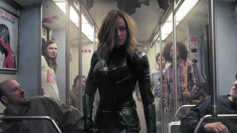 CINEMA REVIEW: Captain Marvel, a fine addition to the Avenger series