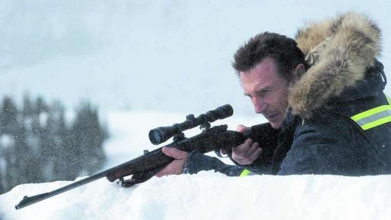 Liam's an ice-cold killer – again – in cold new thriller