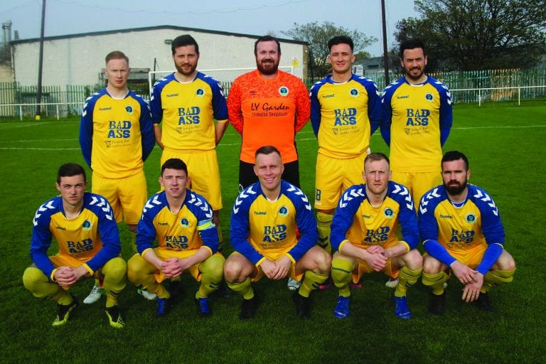 Bell survive Collinstown Metro Cup semi cauldron