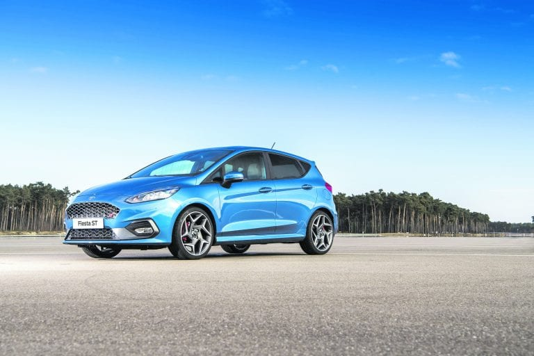 A racy new addition to the fabulous Ford Fiesta series