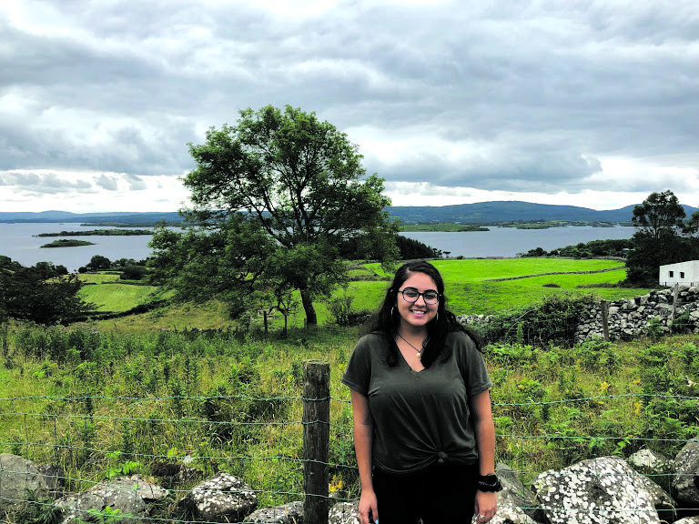 Dubliners: American intern who called Dublin home for a Summer