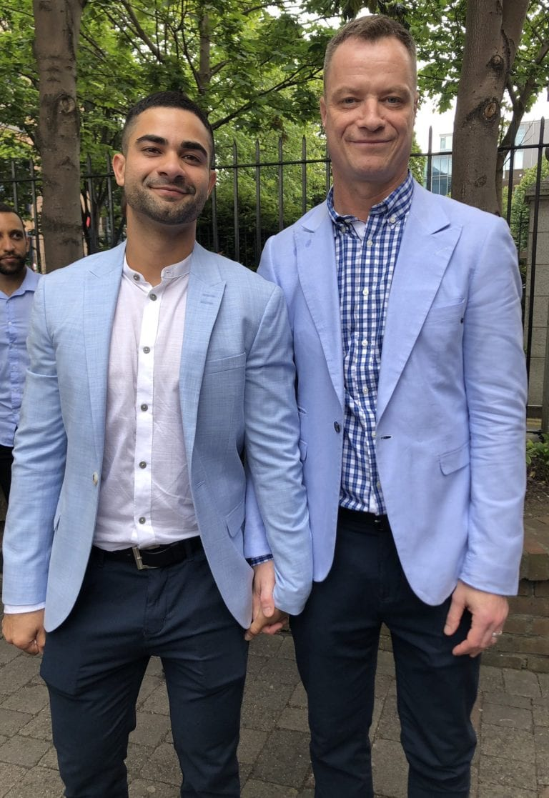 Panti Bliss announces marriage to long-term partner Anderson Cabrera